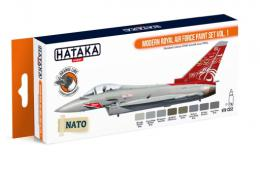 HATAKA Orange Set CS-52 Modern Royal Air Force Vol.1