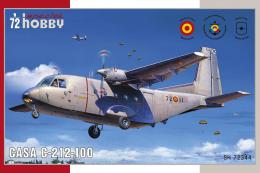 SPECIAL HOBBY 1/72 CASA C-212-100 (Spain, Columbia, Chile)