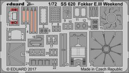 EDUARD ZOOM 1/72 Fokker E.III for EDU