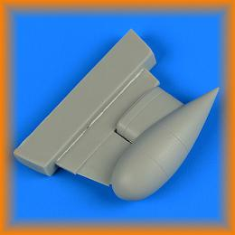QUICKBOOST 1/72 PBY Catalina Radar Antenna for ACA