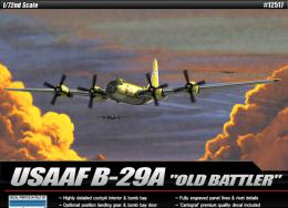 ACADEMY 1/72 Boeing B-29A Old Battler Superfortress