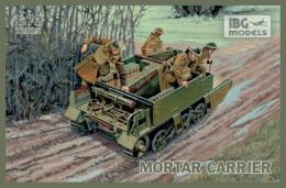 IBG 1/72 Universal Carrier Mk.II/ Mortar Carrier