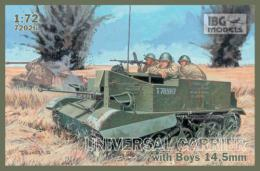 IBG 1/72 Universal Carrier C.W