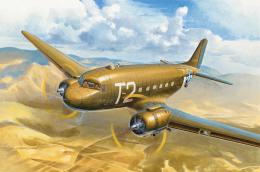 HOBBYBOSS 1/72 C-47 Skytrain/Dakota