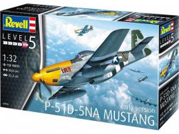 REVELL 1/32 P-51D-5NA Early Tail Mustang