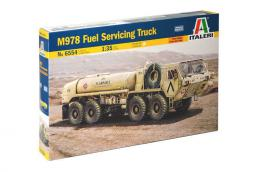 ITALERI 1/35 M978 Fuel Servicing Truck