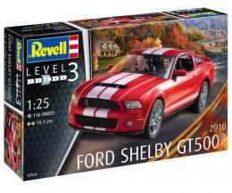 REVELL 1/25 Ford Shelby GT 500 2010