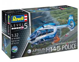 REVELL 1/32 H145 Police Helicopter