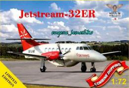 SOVA 1/72  Jetstream 32ER
