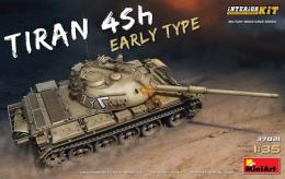 MINIART 1/35 Tiran 4 Sh Early Type w/ Interior Kit