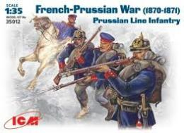 ICM 1/35 Prussian Line Infantry