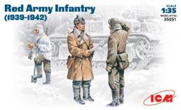 ICM 1/35 Red Army Infantry 39-42