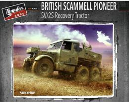 THUNDER 1/35 Scammell Pioneer Recovery Tractor SV/2S