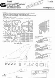 NEW WARE 1/48 Su-24M Fencer-D EXPERT for TRUMP 02835