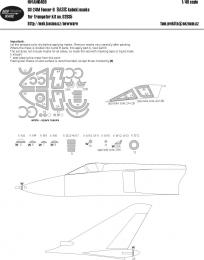 NEW WARE 1/48 Su-24M Fencer-D BASIC for TRUMP 02835
