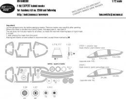 NEW WARE 1/72 Mask F-15E EXPERT for ACAD 12550