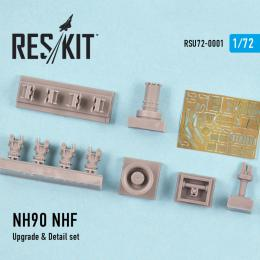 RESKIT 1/72 NH90 NHF Upgrade & detail set for REV