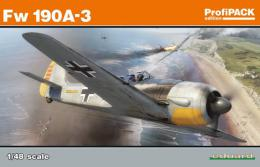 EDUARD PROFIPACK 1/48 Fw-190A-3 Fighter