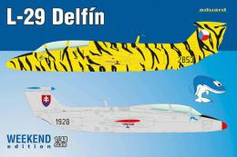 EDUARD WEEKEND 1/48 L-29 Delfin
