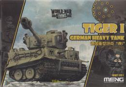 Meng WWT-001 German Heavy Tank Tiger I