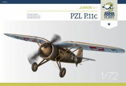 ARMA HOBBY 1/72 PZL P.11c JUNIOR Set