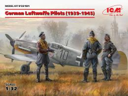 ICM 1/32 German Pilots 1939-45