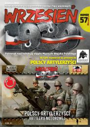 FIRST TO FIGHT 1/72 No.57 Polish artillery crew