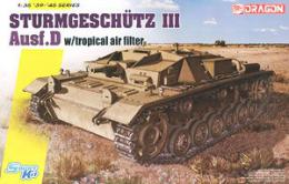 DRAGON 1/35 STUG.III Ausf.D w/ Tropical Air Filter