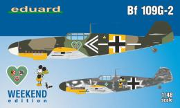 EDUARD PROFIPACK1/48 Bf 109G-2  for Weekend Edition