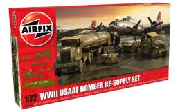 AIRFIX 1/72 WWII USAAF Bomber Resupply Set