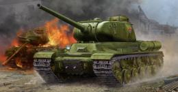 TRUMPETER 1/35 05587 IS-1 Soviet Heavy Tank