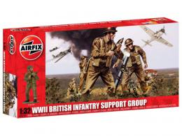 AIRFIX 1/32 WWII British Infantry Support Group