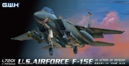 GREAT WALL HOBBY  1/72 USAF F-15E Strike Eagle - OEF & OIF