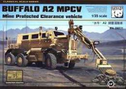 PANDA 1/35 Buffalo A2 MPCV Mine Protected Clear.