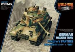 MENG WWT-007 PzKpfw  V Panther - cartoon model