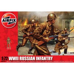 AIRFIX 1/72 WWII Russian Infantry