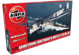 AIRFIX 1/72 Armstrong Whitworrth Whitley GR.MkVII