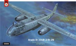 FLY 1/32 Arado Ar-234B-2/B-2N German Nightfighter