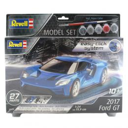 REVELL 1/24 2017 Ford GT Model Set