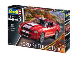 REVELL 1/25 2010 Ford Shelby GT500 Model Set