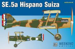 EDUARD WEEKEND 1/48 SE.5a Hispano Suiza