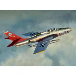 SWORD 1/72 RF-84F Thunderflash (USAF,Luftw.,NO,France)