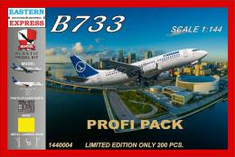 BIG MODEL 1/144 1440004 B737-300 Romanian Air Tarom