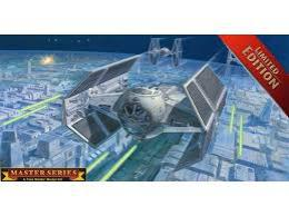REVELL 1/72 Darth Vader's TIE Fighter LIMITED EDITION