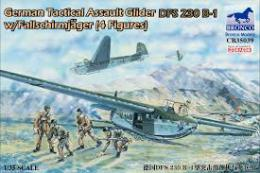 BRONCO 1/35 Tactical Assault Glider DFS 230 B-1