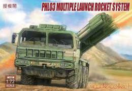 MODELCOLLECT 1/72 PHL03 Multiple Launch Rocket
