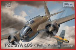 IBG 1/72 PZL.37A Los- Polish Medium Bomber