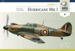 ARMA HOBBY 1/72 Hurricane Mk.I JUNIOR Set