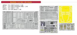 EDUARD BIG ED 1/48 F/A-18D Hornet for KIN