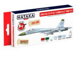 HATAKA Red  AS104 Early Su-27S/P/UB Flanker B/C paint s